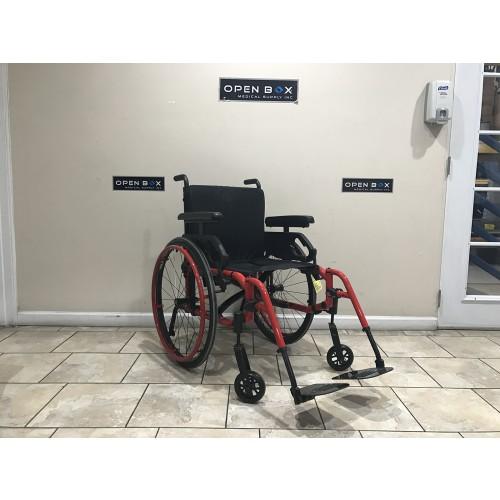 Helio C2 Ultralight Carbon Fiber Wheelchair