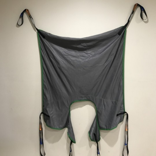 Used Hoyer QuickFit Deluxe Polyester Sling (Large)