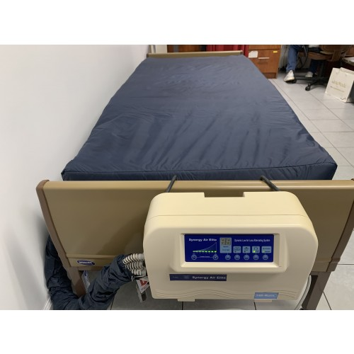 Hill-Rom Synergy Air Elite Alternating Low Air Loss Mattress
