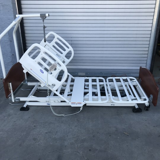 Invacare CS3 Carroll Hospital Bed Hi-Low Set Package