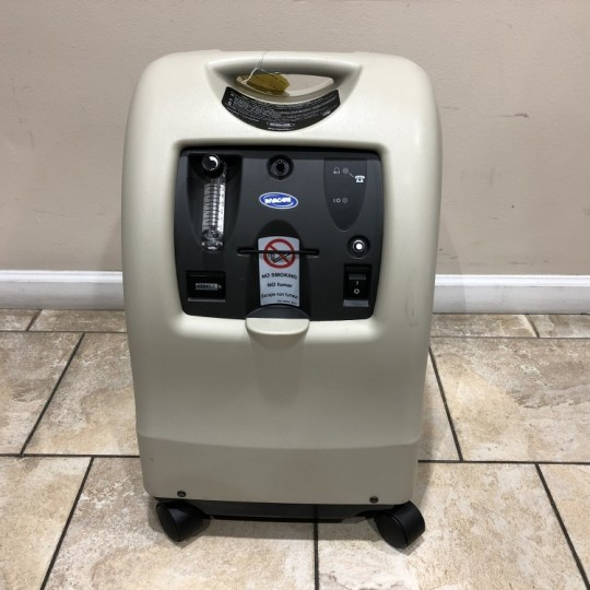 Used Invacare Perfecto2 V Oxygen Concentrator