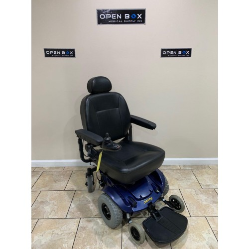 Jazzy Select Mid Wheel Drive Power Wheelchair