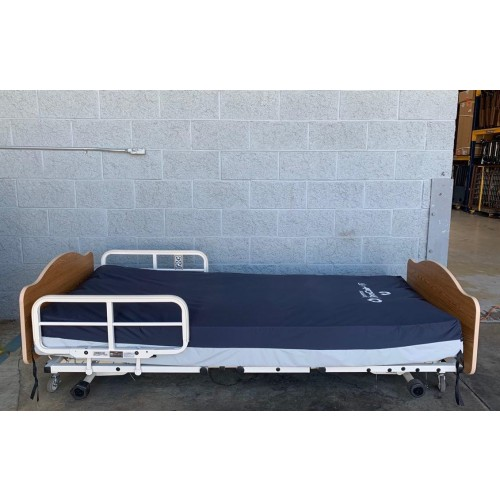 Joerns Care 100 Hospital Bed & Joerns ProCair Mattress