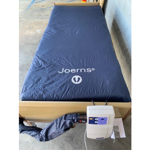 Joerns DermaFloat APL Alternating Pressure Low-Air-Loss Mattress