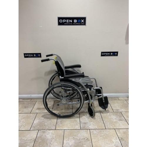 Side view of Karman S-Ergo 115 Ultralight Folding Wheelchair