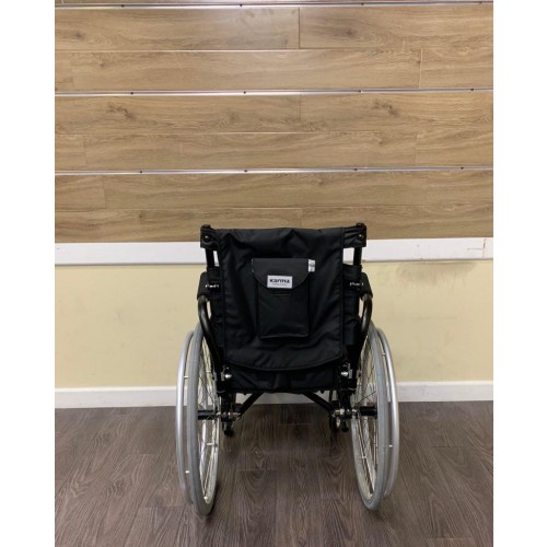 Back view of Karman S-Ergo ATX Active Wheelchair