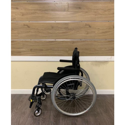 Side view of Karman S-Ergo ATX Active Wheelchair