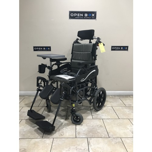 Karman VIP-515-TP Lightweight Tilt-in-Space Wheelchair