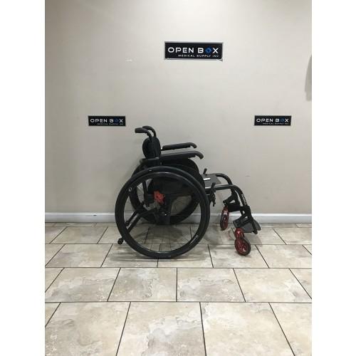 Side view of Kuschall Advance Rigid Ultralight Wheelchair