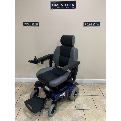 Liberty 312 Rear-Wheel Power Wheelchair
