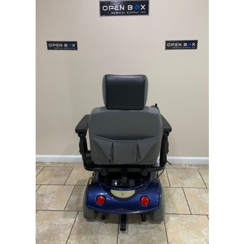 Back view of Liberty 312 Rear-Wheel Power Wheelchair