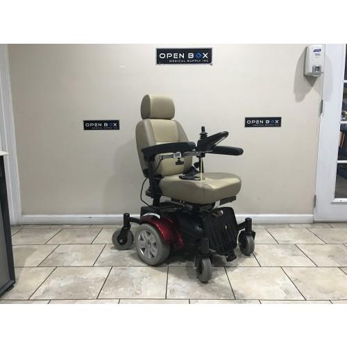 Liberty 361 Mid-Wheel Power Wheelchair