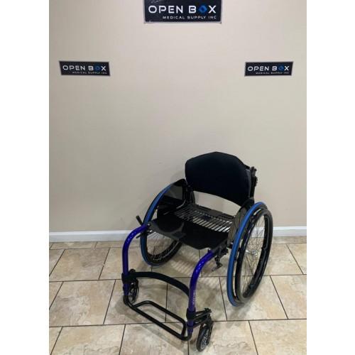 Manufacturer Demo Kuschall Advance Ultralight Wheelchair