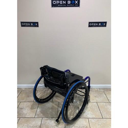 Back view of Manufacturer Demo Kuschall Advance Ultralight Wheelchair