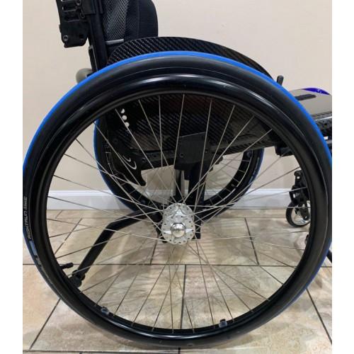 Wheels on Manufacturer Demo Kuschall Advance Ultralight Wheelchair
