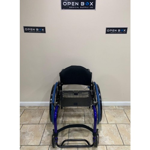Front view of Manufacturer Demo Kuschall Advance Ultralight Wheelchair