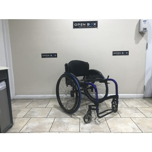 Manufacturer Demo Kuschall Advance Ultralight Wheelchair