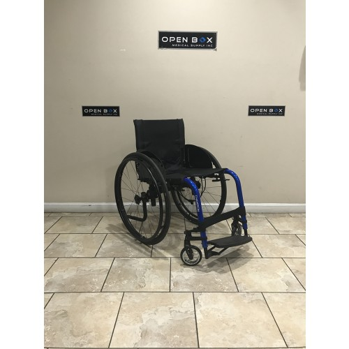 Manufacturer Demo Kuschall Champion Rigid Foldable Wheelchair