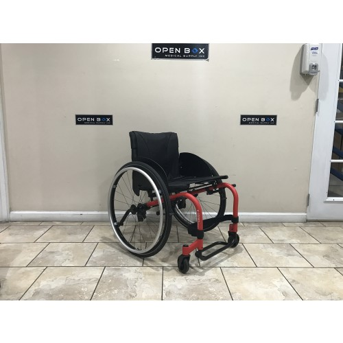 Manufacturer Demo Kuschall K Series Attract Ultralight Wheelchair