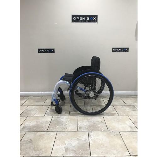 Side view of Manufacturer Demo Kuschall K Series Attract Ultralight Wheelchair