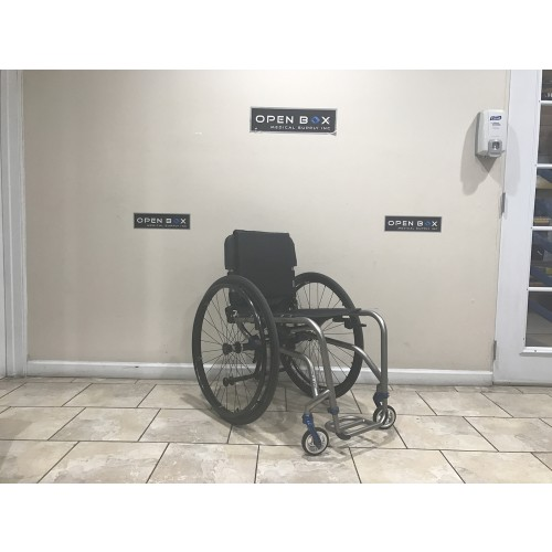 TiLite TR Titanium Rigid Wheelchair (Fully-Loaded)