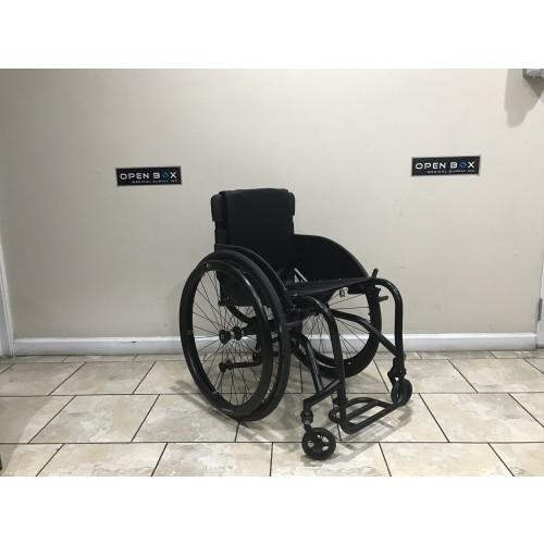 Manufacturer Demo TiLite TR Titanium Rigid Wheelchair (Fully-Loaded)