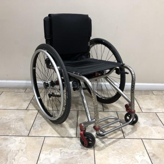 Manufacturer Demo TiLite TRA Ultralight Rigid Wheelchair