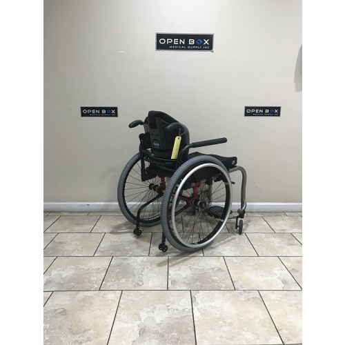 Manufacturer Demo TiLite ZRA Ultralight Titanium Wheelchair