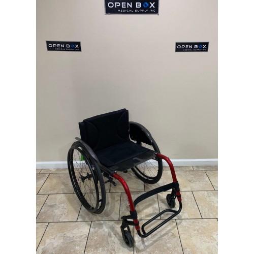 Manufacturer's Demo Kuschall Advance Ultralight Wheelchair