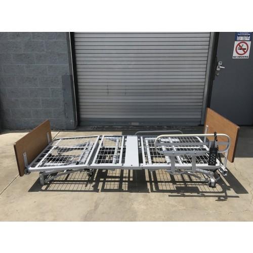 Fully Electric Hospital Bed w/ Mattress Bundle