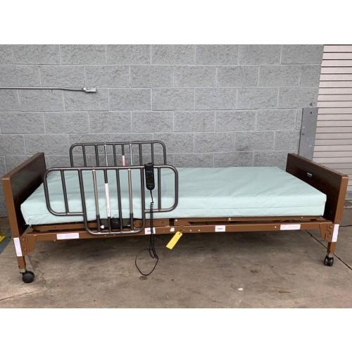 Medline Semi Electric Hospital Bed