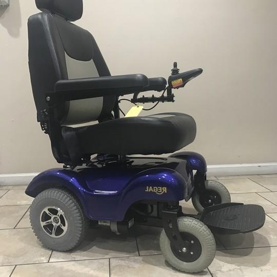 Used Merits Health P310 Regal Power Wheelchair