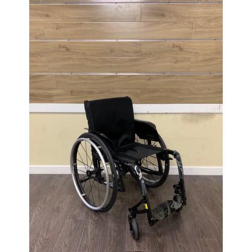 Motion Composites Veloce Ultralight Manual Folding Wheelchair