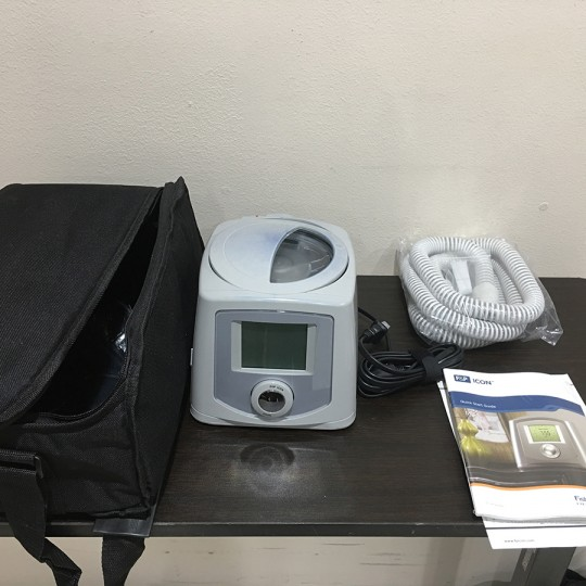 Open Box Fisher & Paykel ICON Novo CPAP Machine