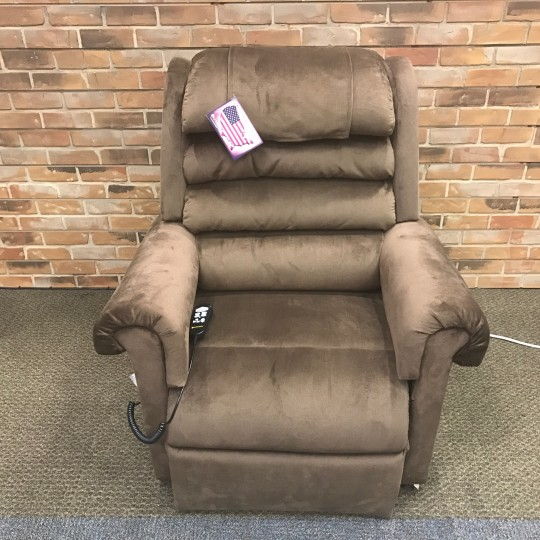 Open Box Golden Tech Relaxer PR-756 Lift Chair with MaxiComfort