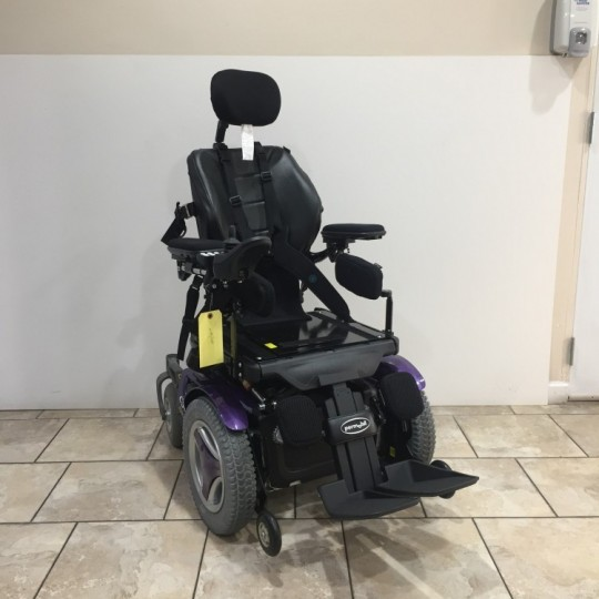 Open Box Permobil C300 ESP Power Chair