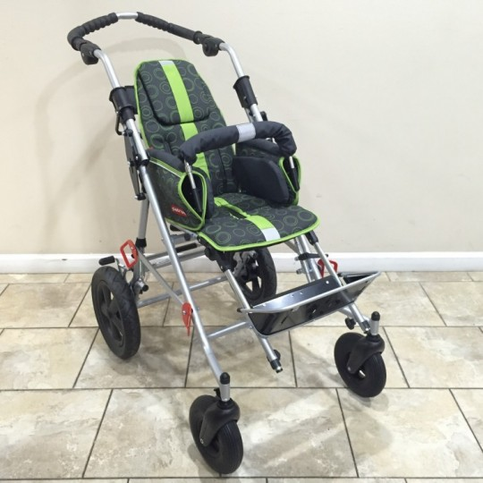 Open Box Patron Tom 4 Xcountry Mini Stroller