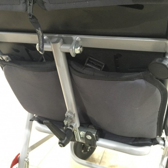 Back pouches of Patron Tom 4 Xcountry STD Stroller