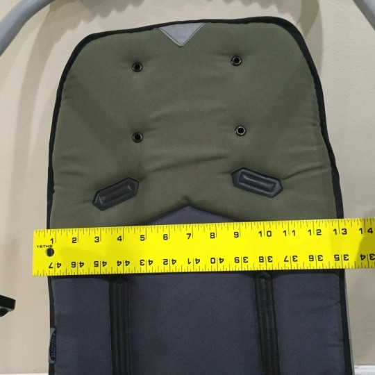 Measurement of Patron Tom 4 Xcountry STD Stroller