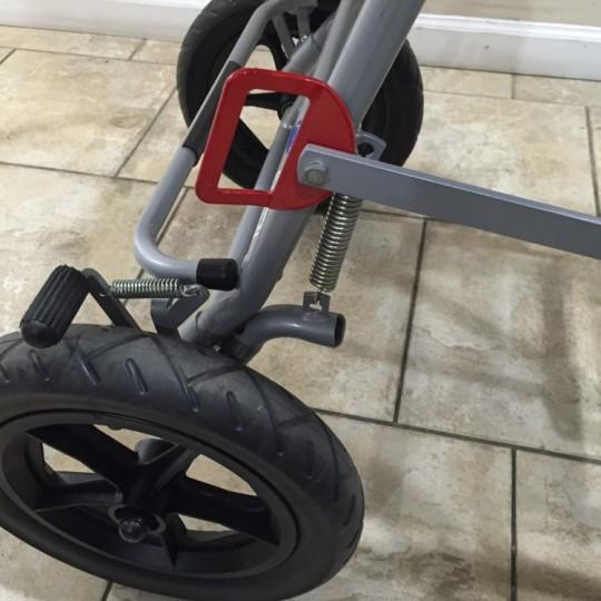 Wheels on Patron Tom 4 Xcountry STD Stroller
