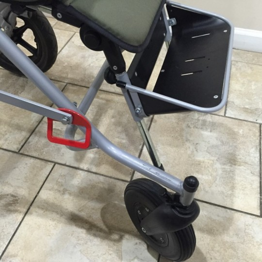 Wheels of Patron Tom 4 Xcountry STD Stroller