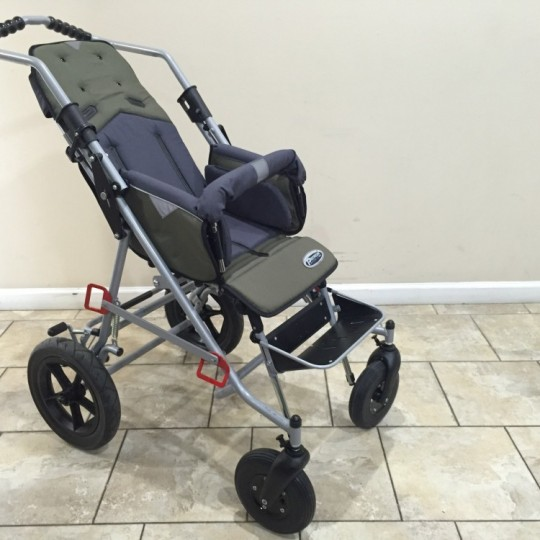 Open Box Patron Tom 4 Xcountry STD Stroller