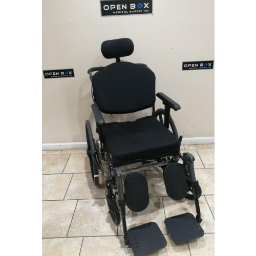 PDG Fuze T20 Demo 20° Manual Tilt-in-Space Wheelchair