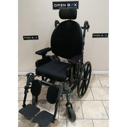 PDG Fuze T50 Manual Tilt & Recline Wheelchair