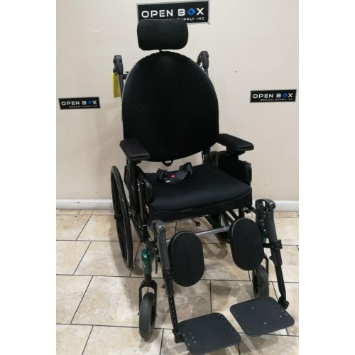 PDG Fuze T50 Manual Tilt & Recline Wheelchair