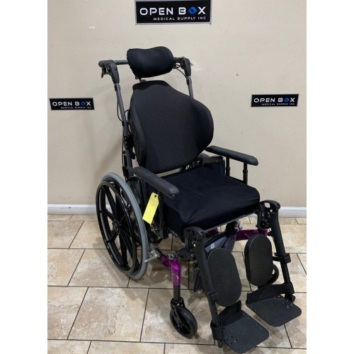 PDG Fuze T50 Power Tilt-In-Space & Recline Manual Wheelchair