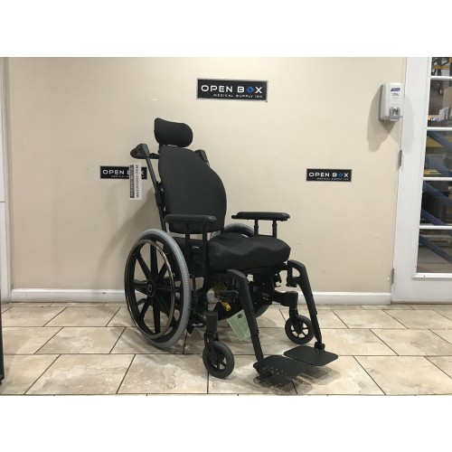 PDG Stellar Manual Tilt Wheelchair