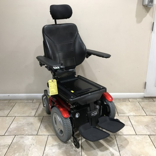 Used Permobil C300 Corpus 3G Power Wheelchair w/ Power Tilt