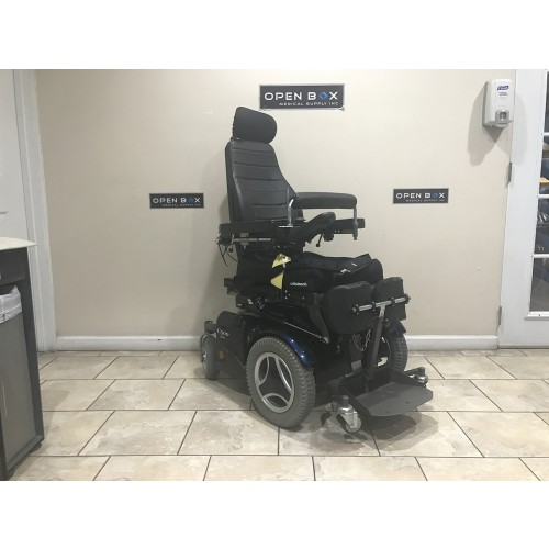 Permobil C500 VS Standing Power Chair with ESP