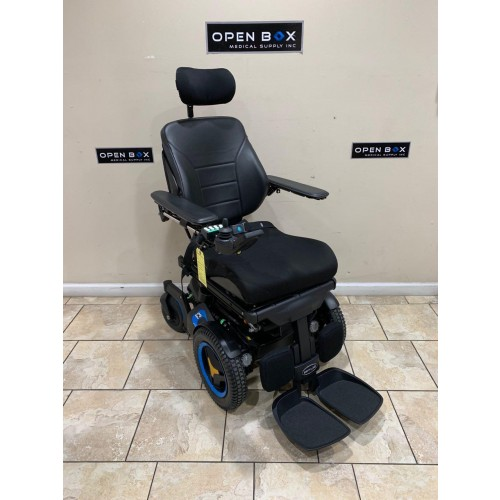 Permobil F3 Corpus Power Wheelchair Fully Loaded